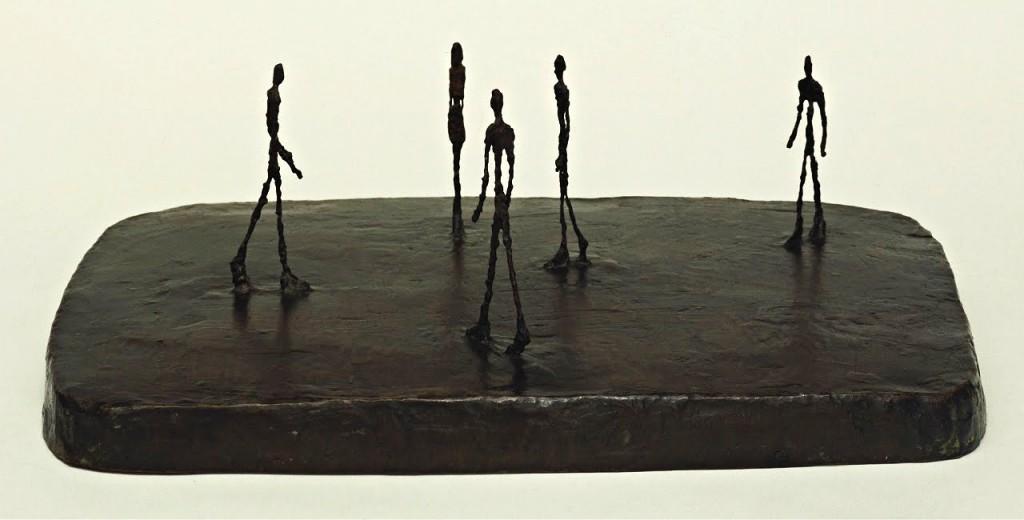 Giacometti - 1948