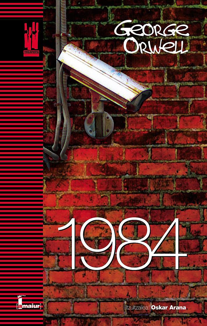 Resultado de imagen para 1984 GEORGE ORWELL.