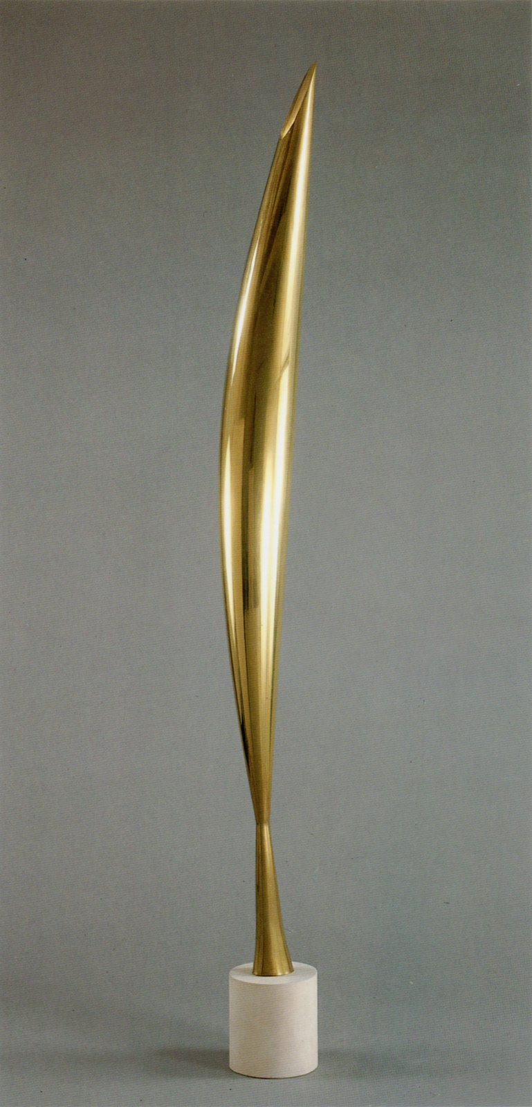 Brancusi allways. Evolution of the Bird in Flight