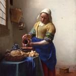 Vermeer, La Lechera