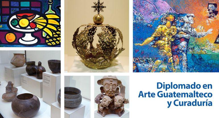 Patrocinado Arte guatemalteco y curaduria