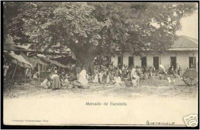 Mercado de Escuintla