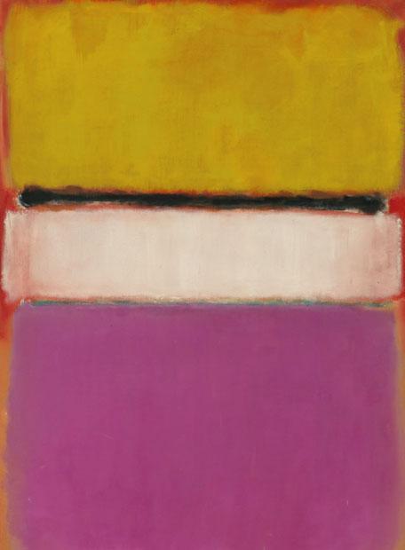 Rothko, Centro_Blanco 1950
