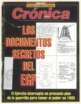 Crónica, el EGP