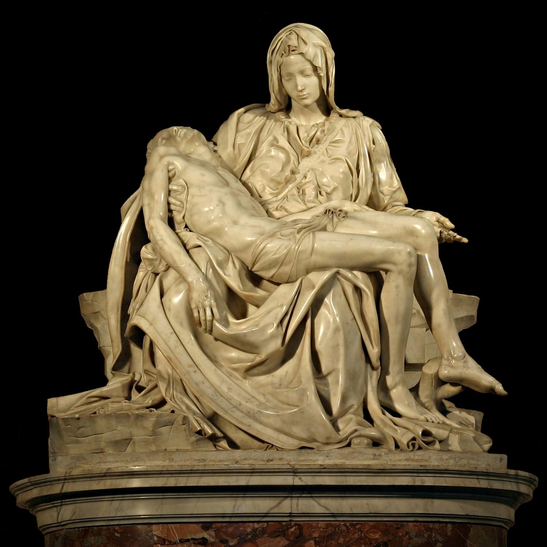 La Pieta -Miguel A.