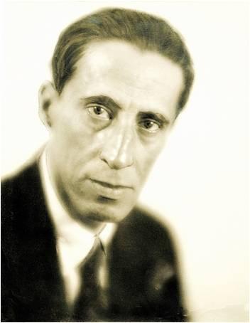 Retrato del controversial poeta colombiano, que a su paso por Guatemala utilizó el pseudónimo de Ricardo Arenales y luego el de Porfirio Barba Jacob.