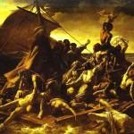 Gericault. The Raft of the Medusa. 1818-1819