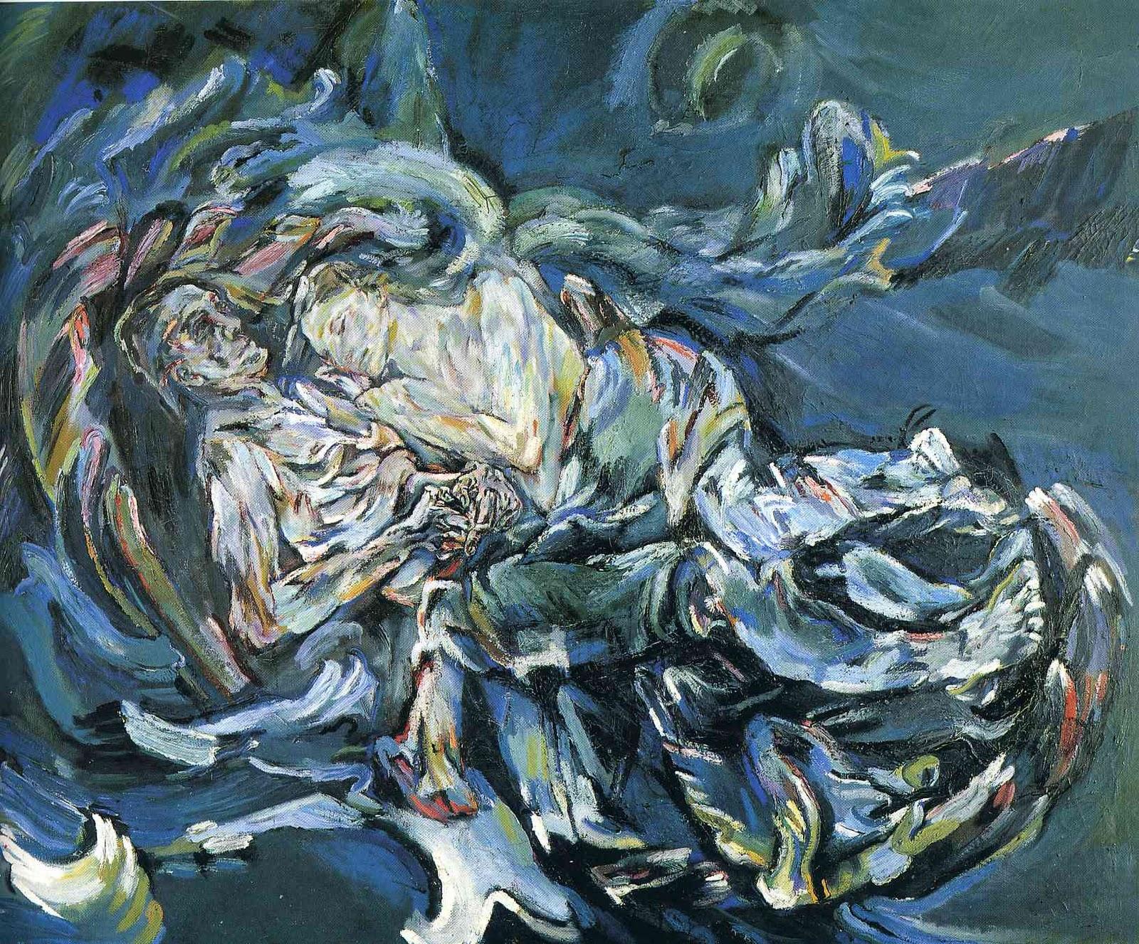 Resultado de imagen de oskar kokoschka obras