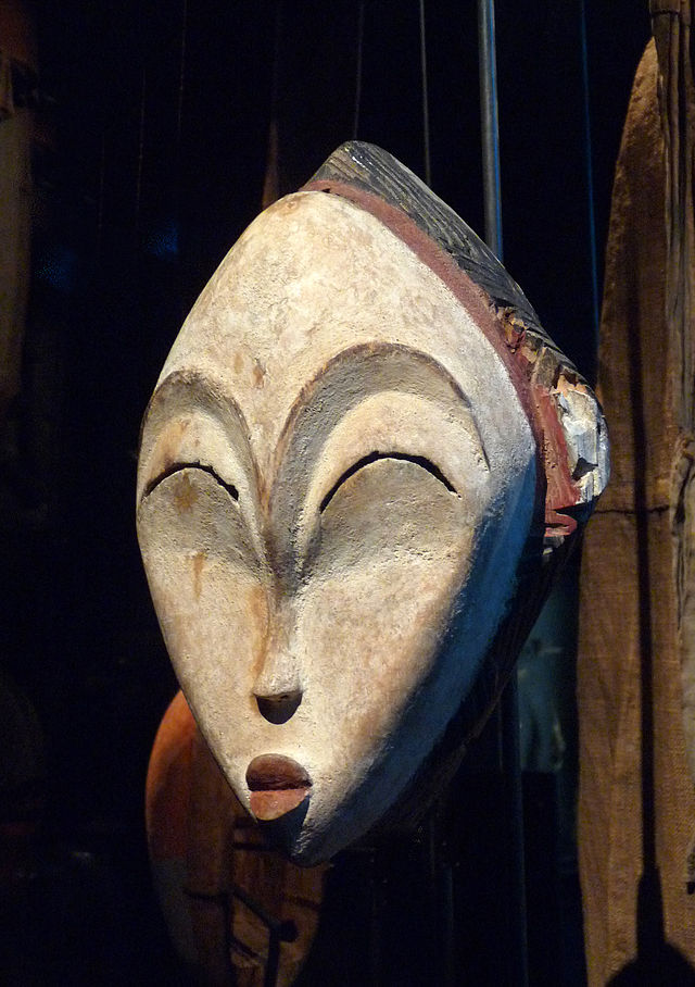 Masque_blanc_Punu-Gabon