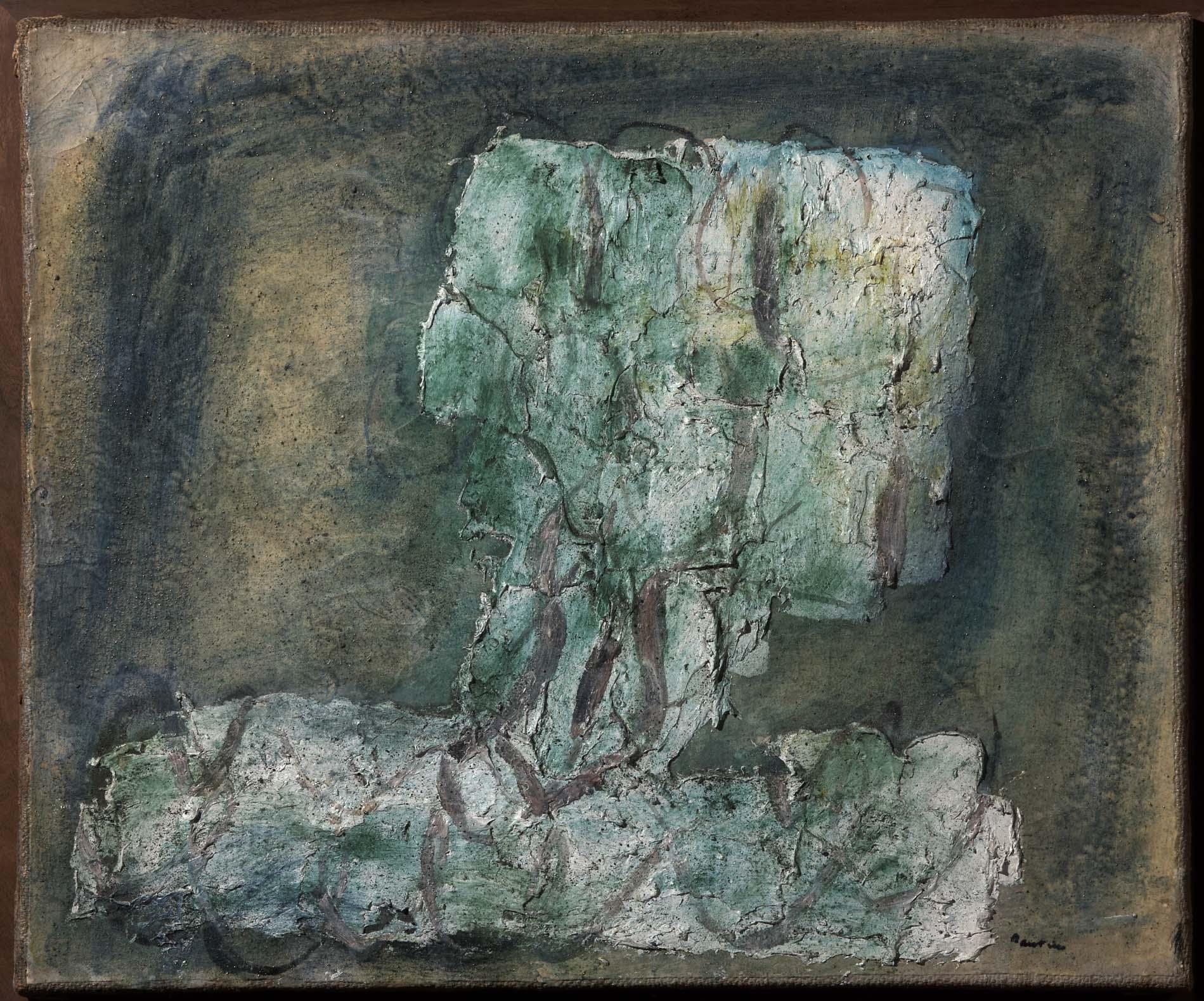 Fautrier_El arbol verde_1942