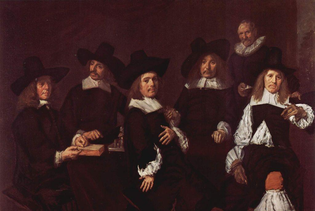 Hals Rectores del asilo de Haarlem