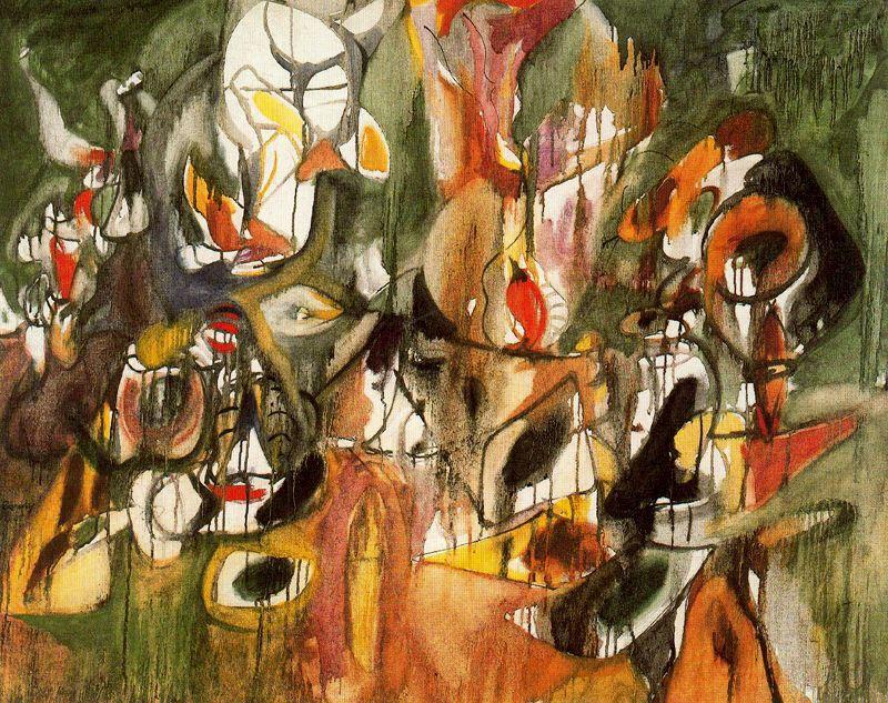 Gorky un-ano-el-algodoncillo-1944