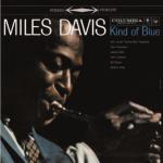 Portada del disco lanzado en 1959, fecha que constituye un hito en el desarrollo del jazz, momento en que nació un nuevo estilo: el cool jazz.