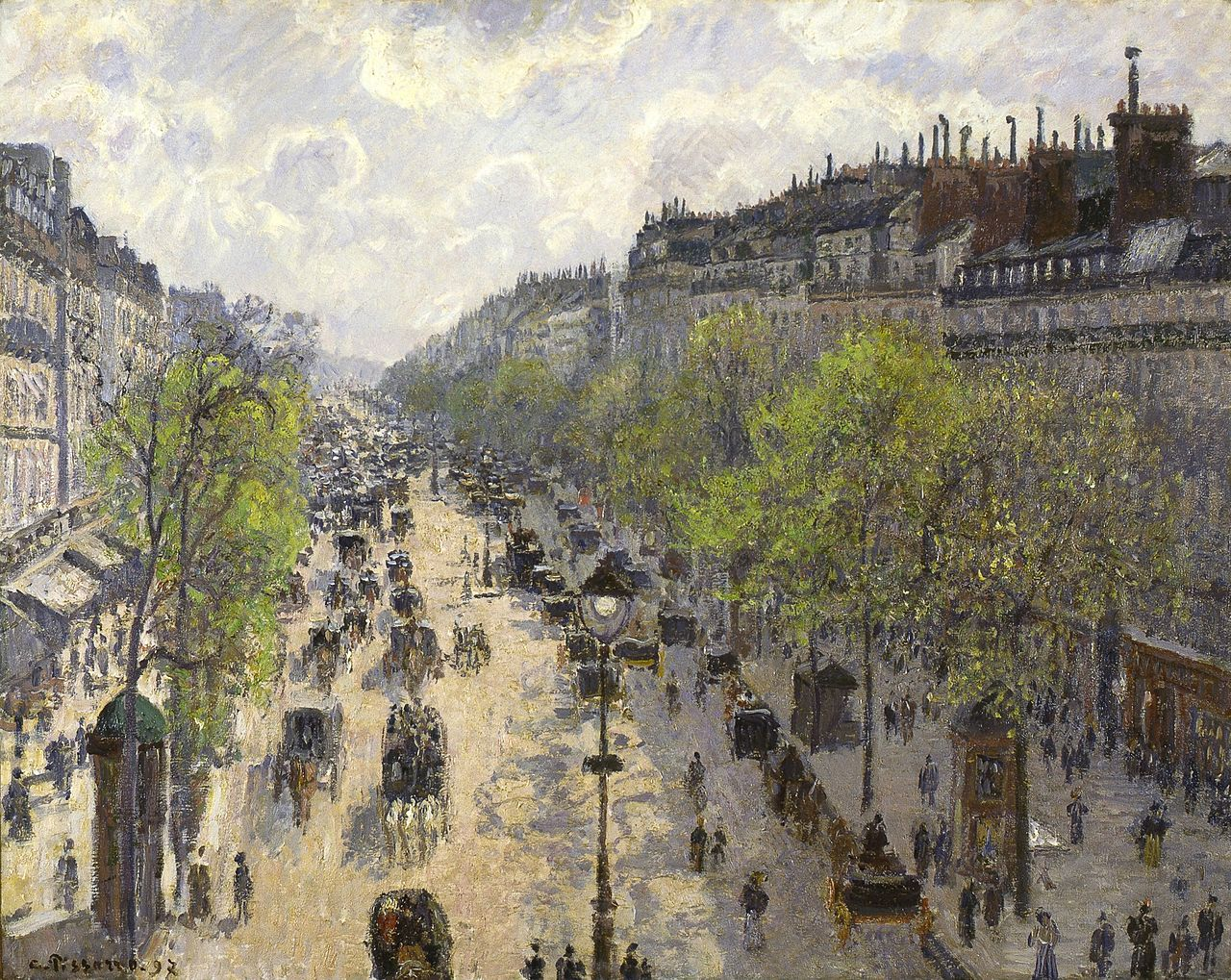 Camille_Pissarro_-_Boulevard_Montmartre,_Spring_-_Google_Art_Project