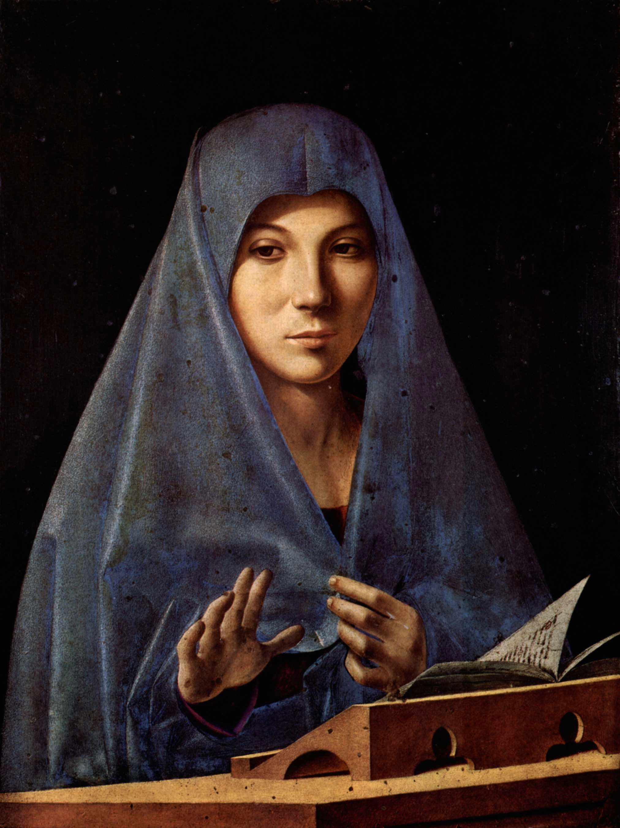 Antonello_da_Messina_Virgen de la Anunciacion