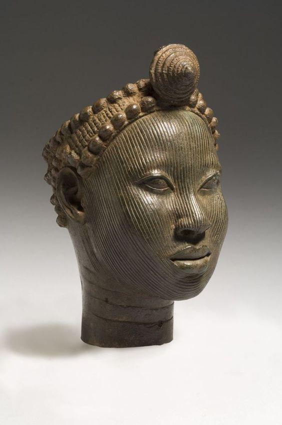 Cabeza de Benin