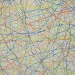 Lewitt Wall Drawing #65