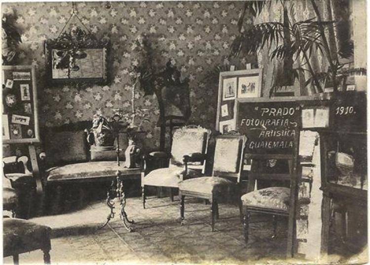 Estudio Fotográfico Prado, 1910