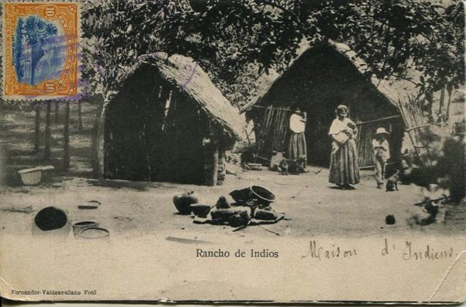 Fotografía de Valdeavellano, ejemplo de sus imágenes etnográficas.