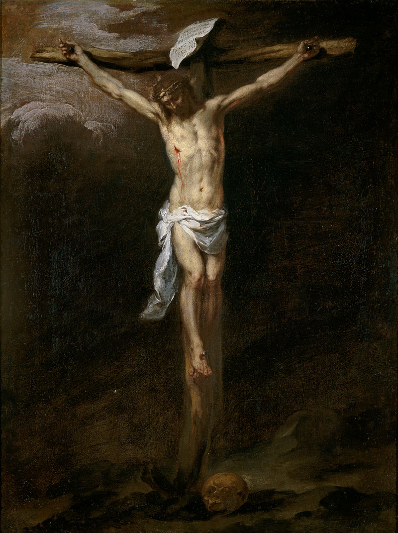 Cristo_crucificado_(Murillo)