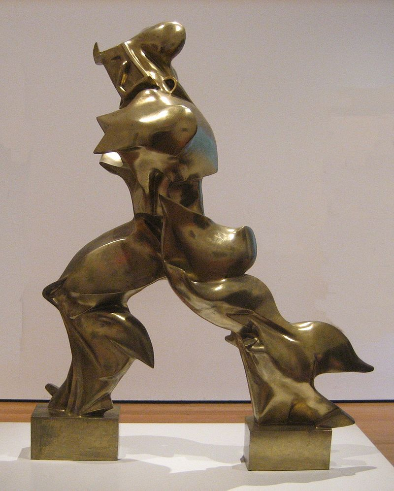 800px-'Unique_Forms_of_Continuity_in_Space',_1913_bronze_by_Umberto_Boccioni